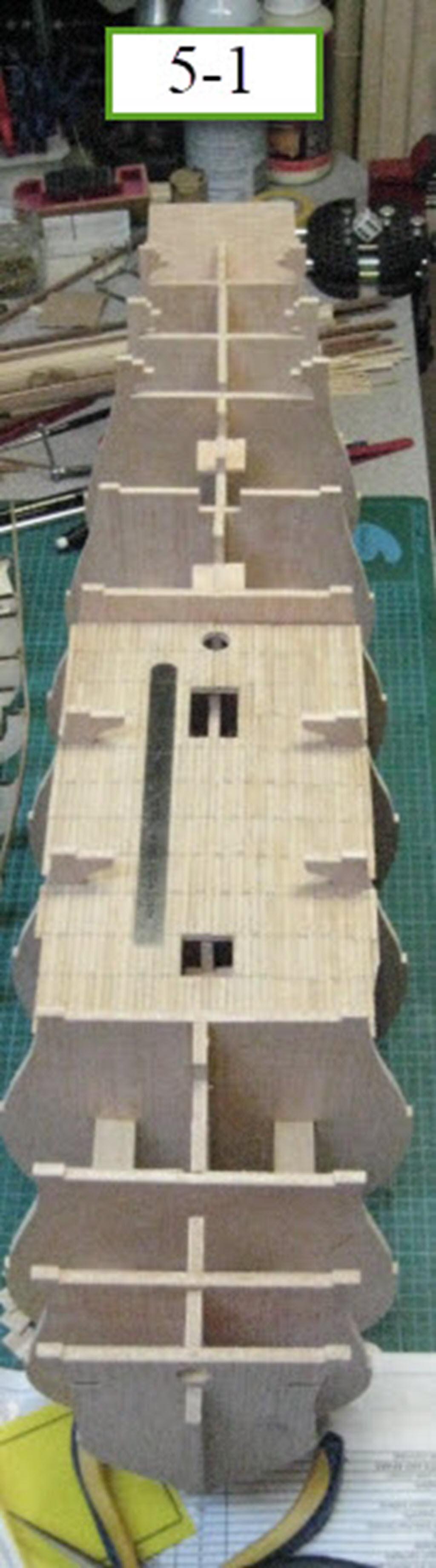 Santisima Trinidad 3/3 Navire Kit OcCre #15800  1a67