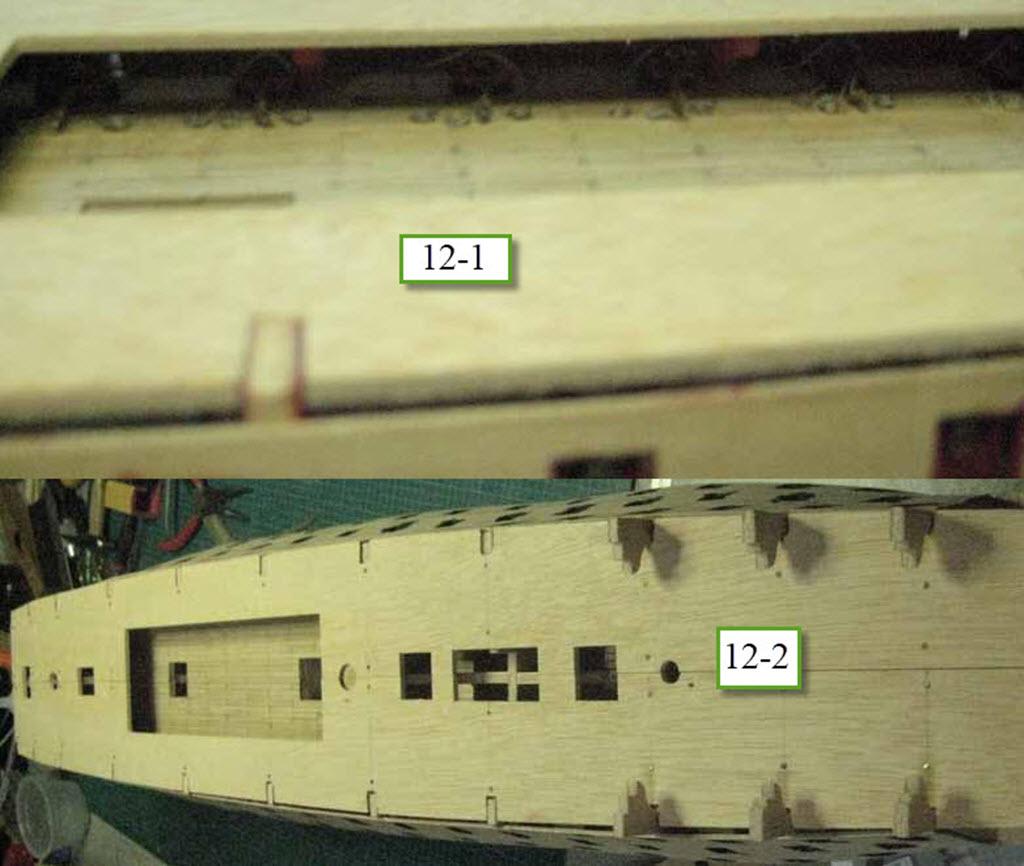 Santisima Trinidad 3/3 Navire Kit OcCre #15800  1a73