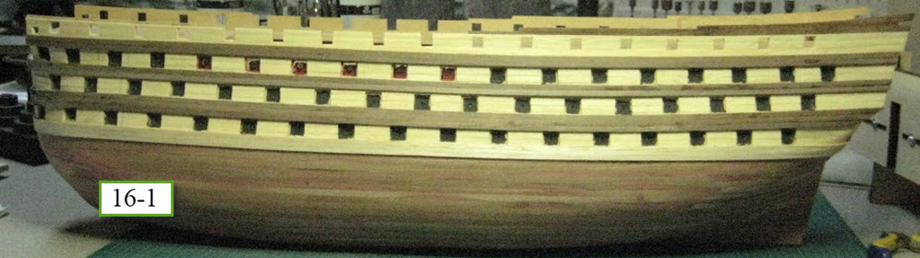 Santisima Trinidad 3/3 Navire Kit OcCre #15800  1a77