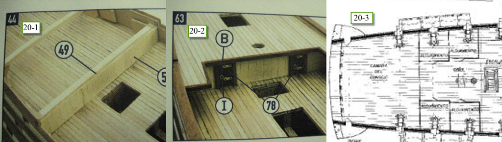 Santisima Trinidad 3/3 Navire Kit OcCre #15800  1a81