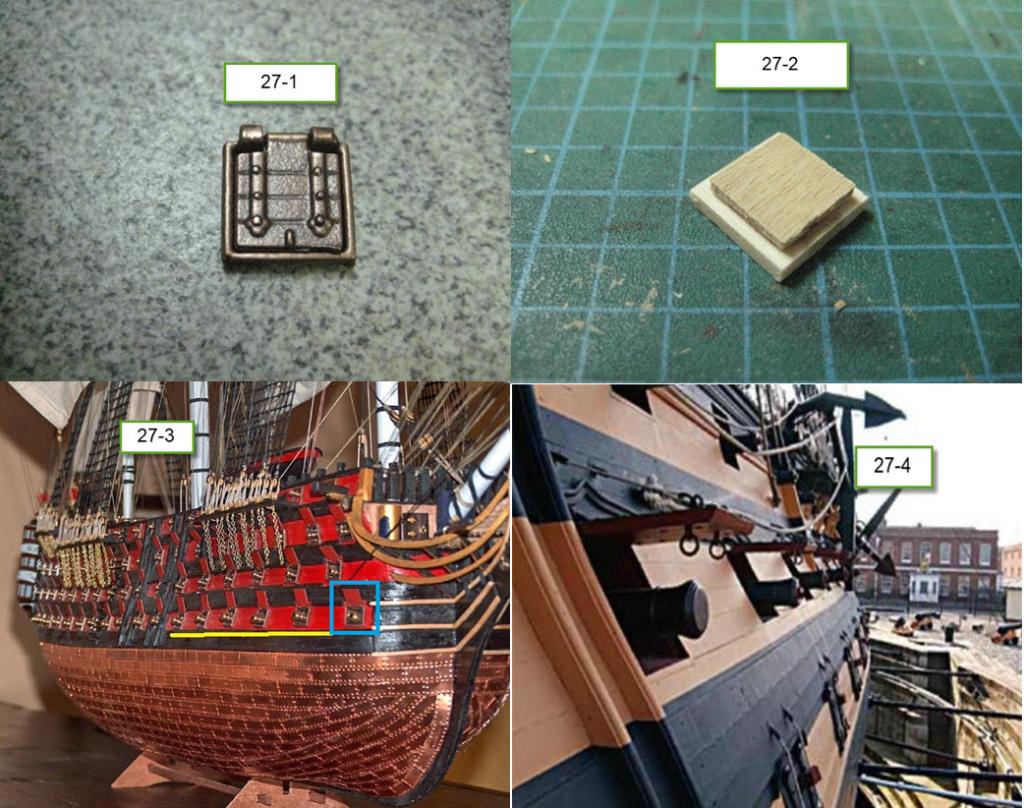 Santisima Trinidad 3/3 Navire Kit OcCre #15800  - Page 2 1a92