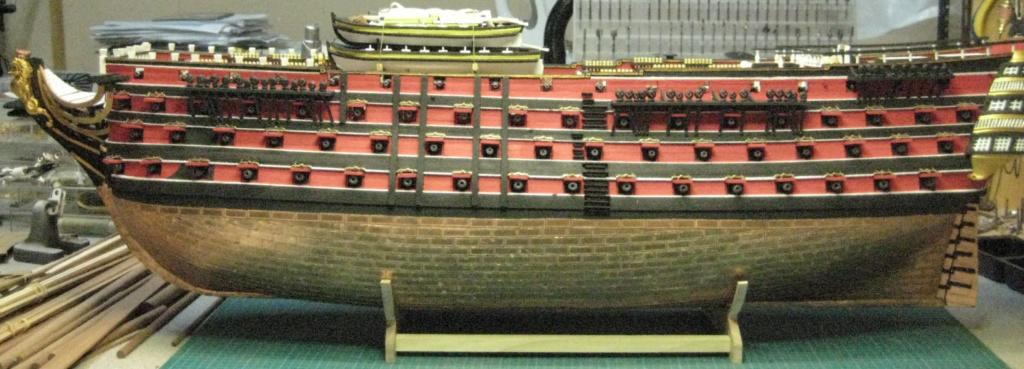 Santisima Trinidad 3/3 Navire Kit OcCre #15800  - Page 2 1a94
