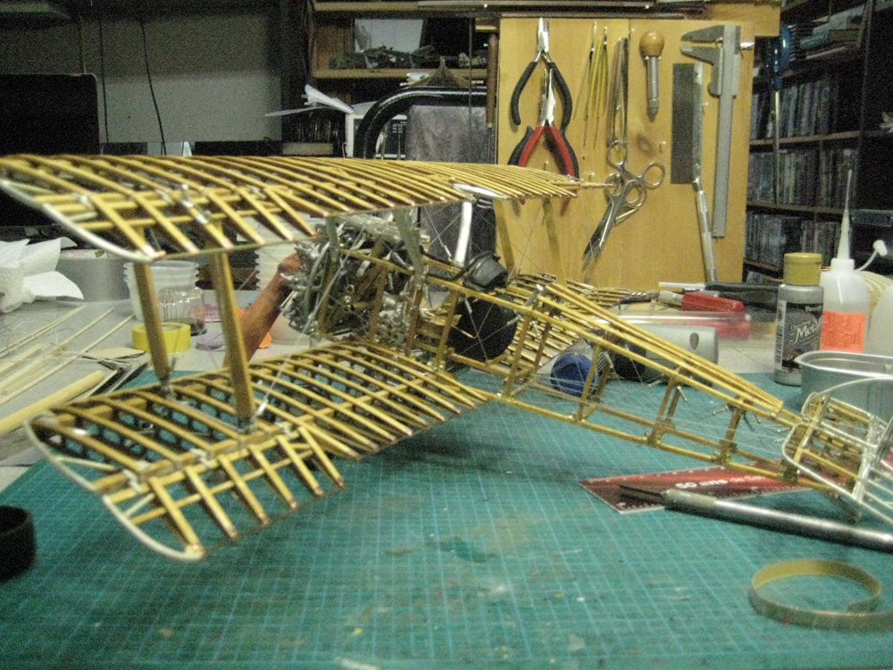 Sopwith Camel 1:16 Model Airways 1b25