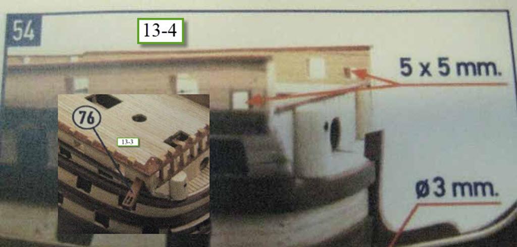 Santisima Trinidad 3/3 Navire Kit OcCre #15800  1b71
