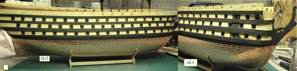Santisima Trinidad 3/3 Navire Kit OcCre #15800  1b76