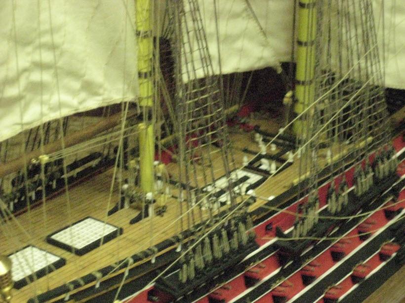 Santisima Trinidad 3/3 Navire Kit OcCre #15800  - Page 2 1b92