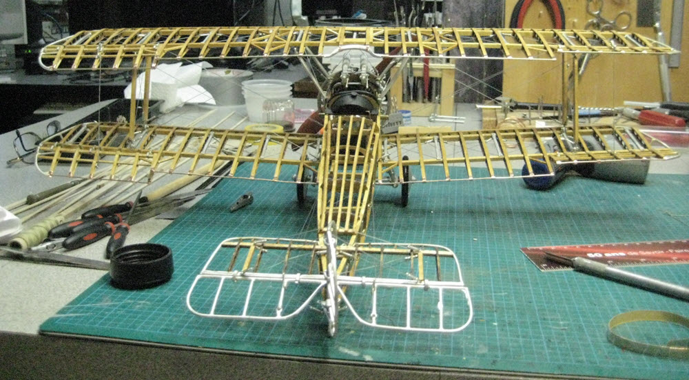 Sopwith Camel 1:16 Model Airways 1c21