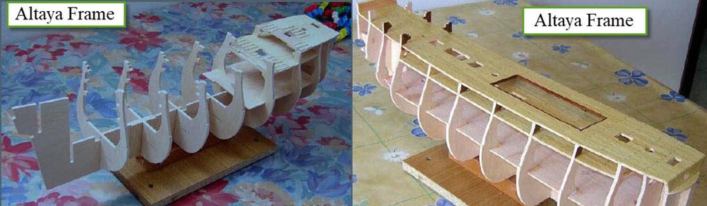 Santisima Trinidad 3/3 Navire Kit OcCre #15800  1c57