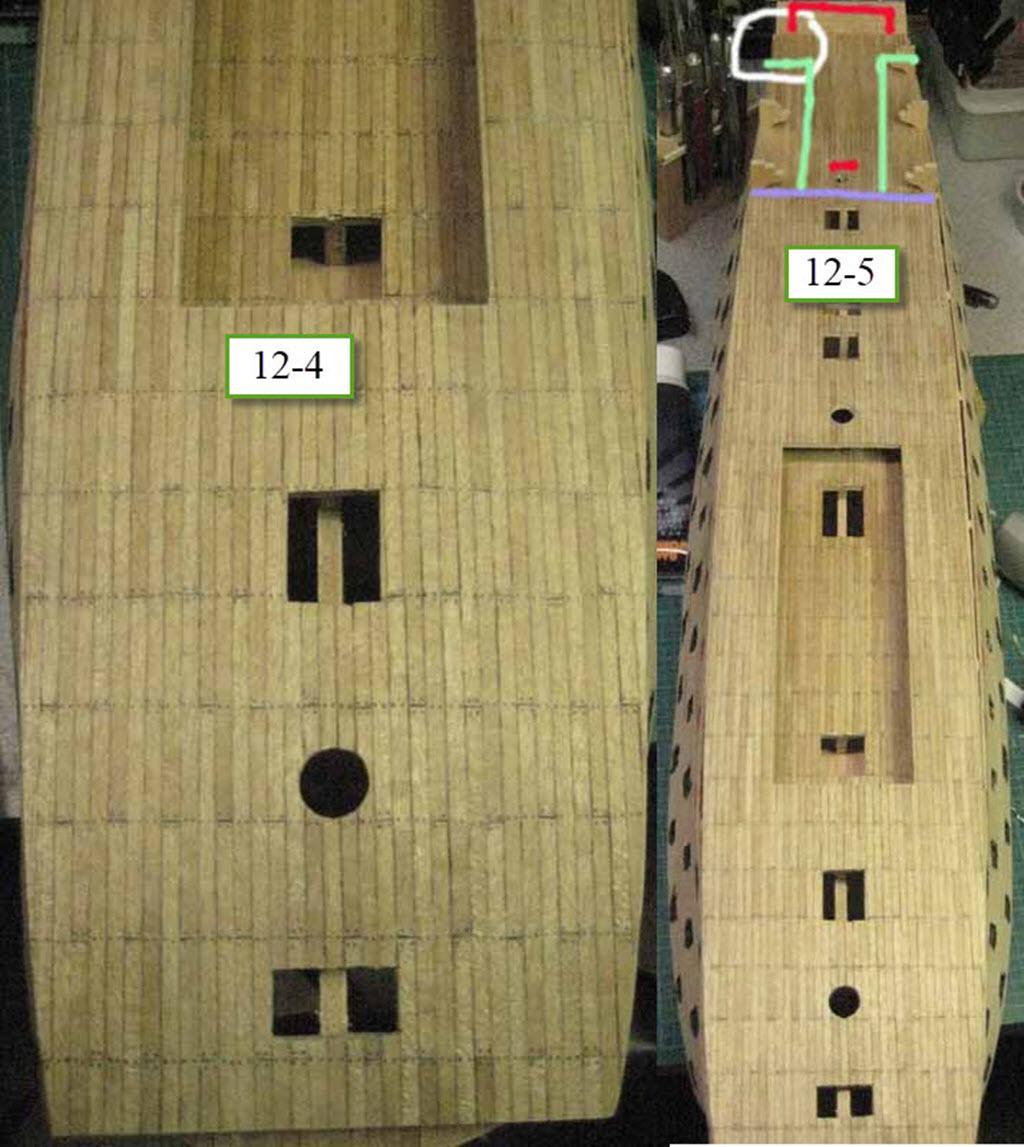 Santisima Trinidad 3/3 Navire Kit OcCre #15800  1c64