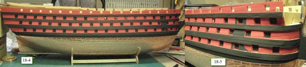 Santisima Trinidad 3/3 Navire Kit OcCre #15800  1c70