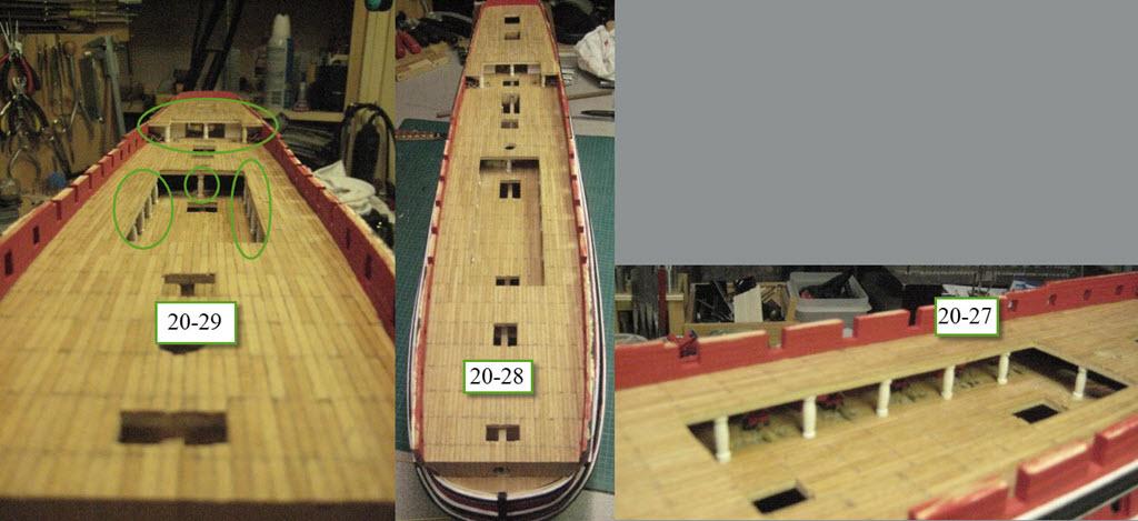 Santisima Trinidad 3/3 Navire Kit OcCre #15800  - Page 2 1c75