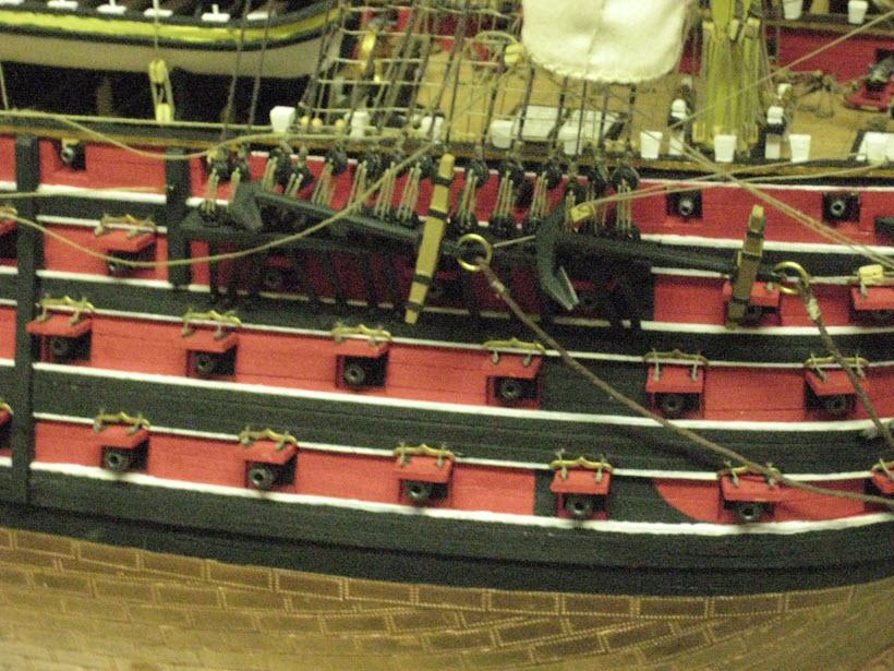 Santisima Trinidad 3/3 Navire Kit OcCre #15800  - Page 2 1c86
