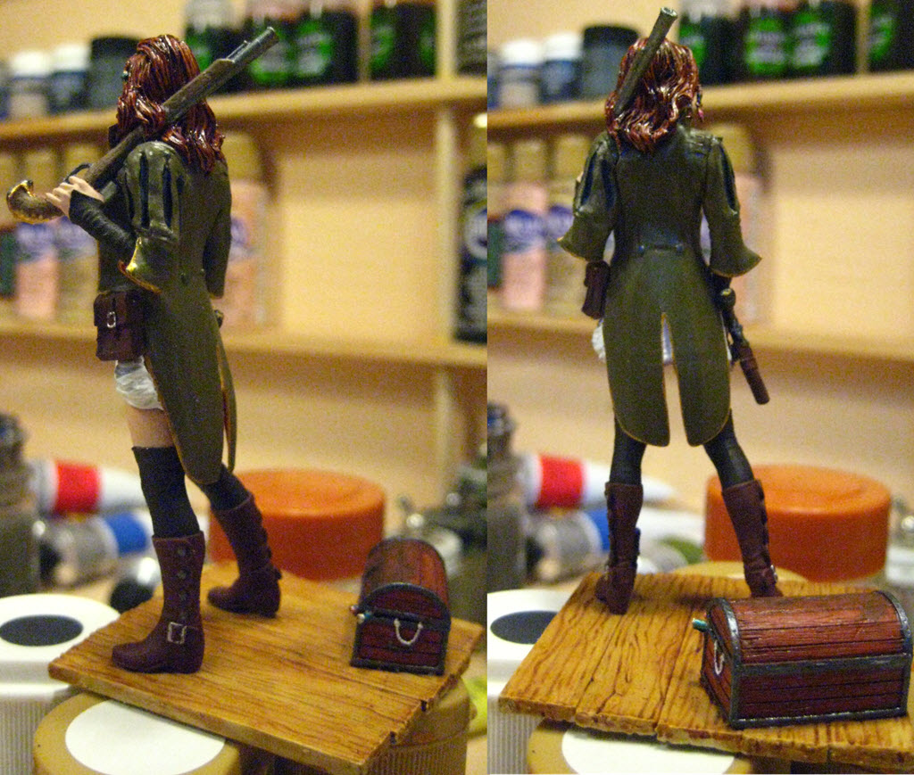 Mary Read 75mm de Scale 75 1d17