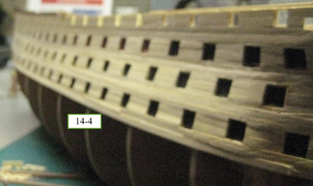 Santisima Trinidad 3/3 Navire Kit OcCre #15800  1d41