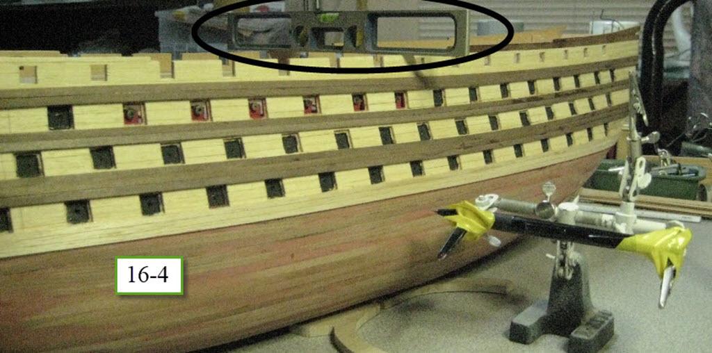 Santisima Trinidad 3/3 Navire Kit OcCre #15800  1d43