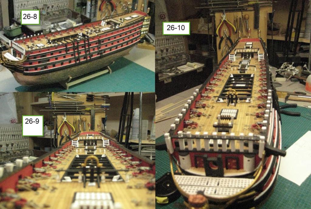 Santisima Trinidad 3/3 Navire Kit OcCre #15800  - Page 2 1d54
