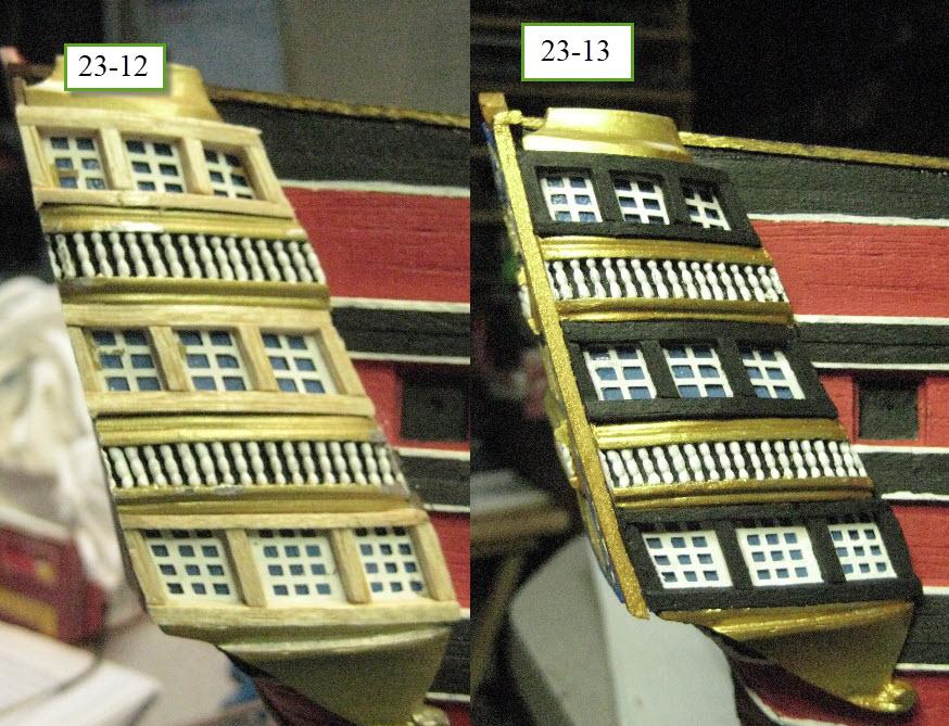 Santisima Trinidad 3/3 Navire Kit OcCre #15800  - Page 2 1e34