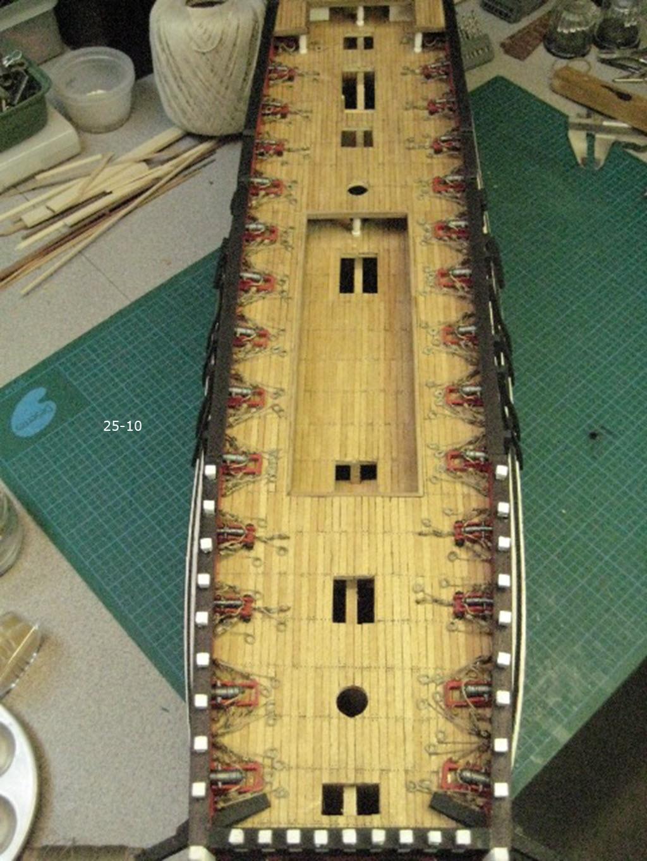 Santisima Trinidad 3/3 Navire Kit OcCre #15800  - Page 2 1e37