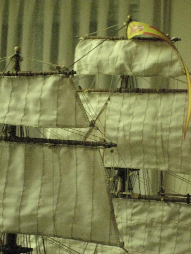 Santisima Trinidad 3/3 Navire Kit OcCre #15800  - Page 2 1e40