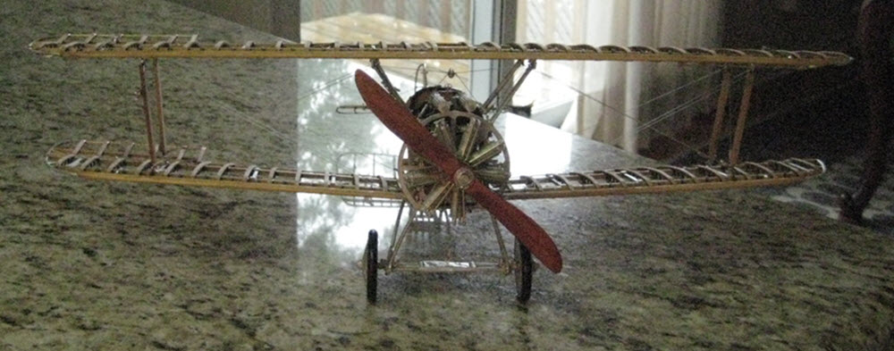 Sopwith Camel 1:16 Model Airways 1f11