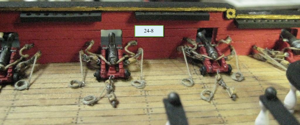 Santisima Trinidad 3/3 Navire Kit OcCre #15800  - Page 2 1f22
