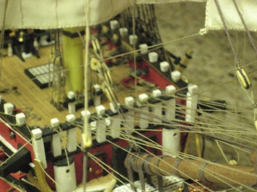 Santisima Trinidad 3/3 Navire Kit OcCre #15800  - Page 2 1f23