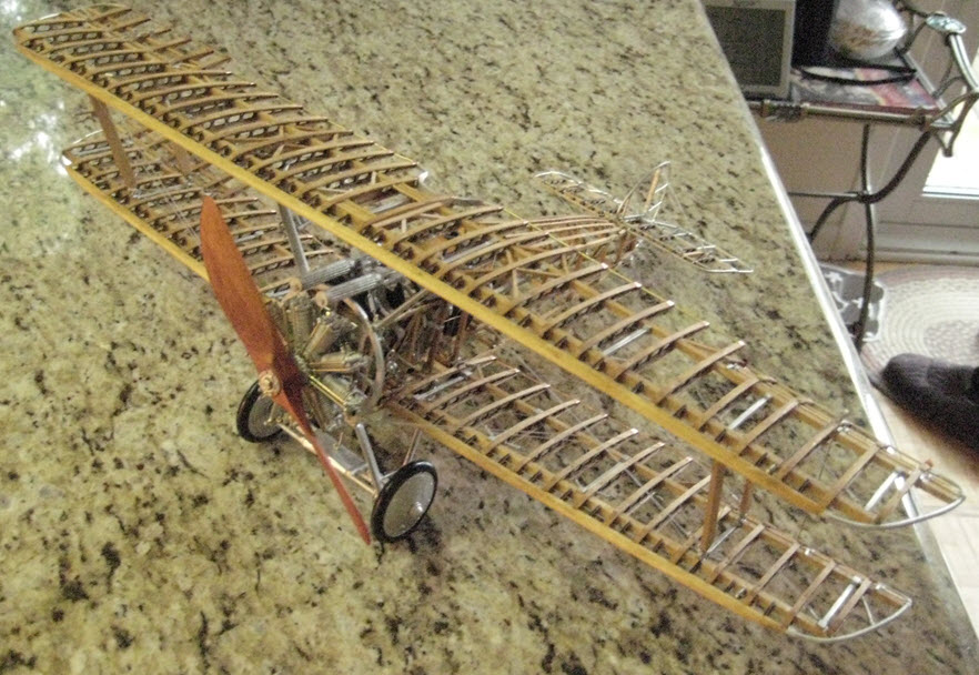 Sopwith Camel 1:16 Model Airways 1g11