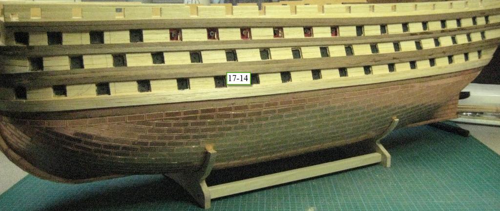 Santisima Trinidad 3/3 Navire Kit OcCre #15800  1g18