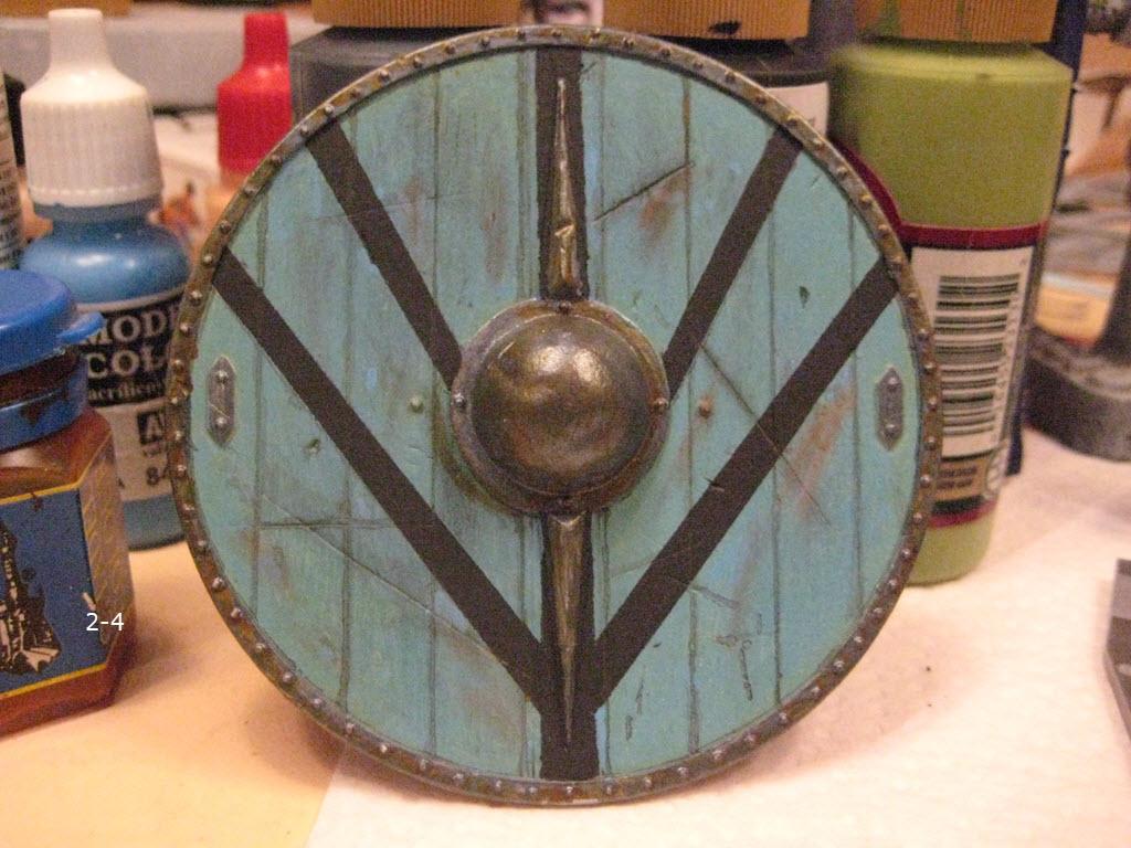 Like Lagertha (Shieldmaidens) Nuts Planet buste résine 1/10 2-411