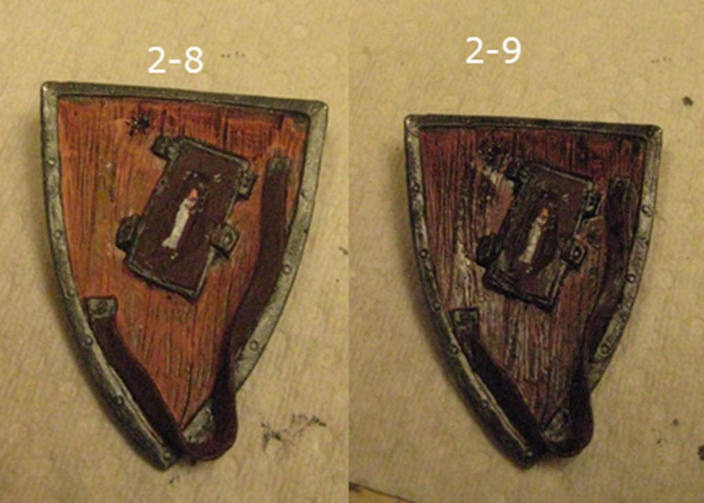 Chevalier Médiévale Scale75 métal 75mm SCM-006 2-8_910