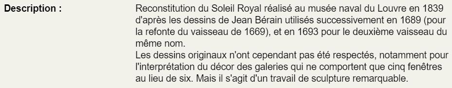 Mon deuxième bateau de Mantua/Sergal,le Soleil royal au 1/77éme de 1669 - Page 12 2019-113