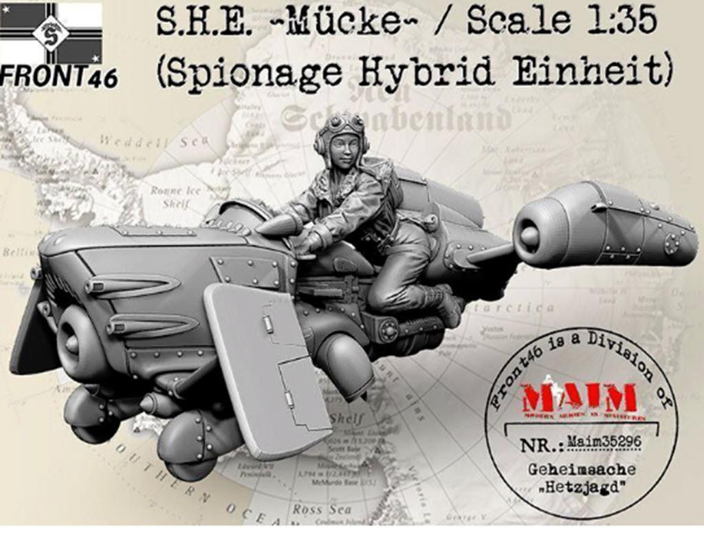Schwabenland Army Front46 1/35 239