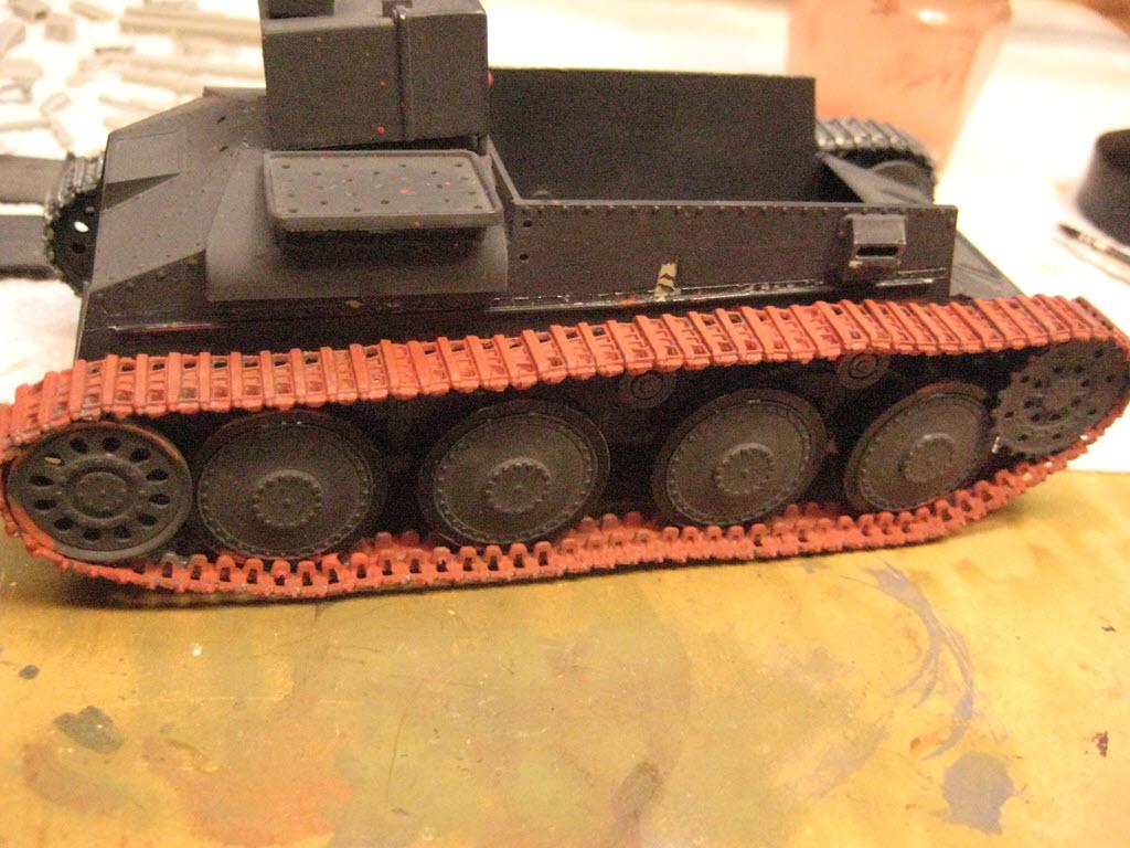 Grille 1/35 Sd. Kfz 138/1 Ausf H de la marque Kirin (Dragon model) 2_110
