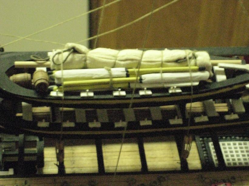 Santisima Trinidad 3/3 Navire Kit OcCre #15800  - Page 2 2c10