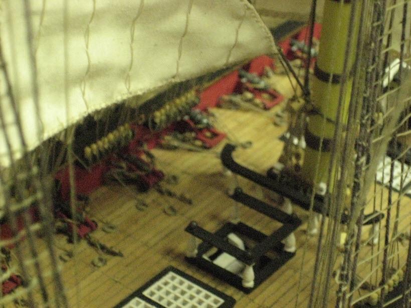 Santisima Trinidad 3/3 Navire Kit OcCre #15800  - Page 2 2d10