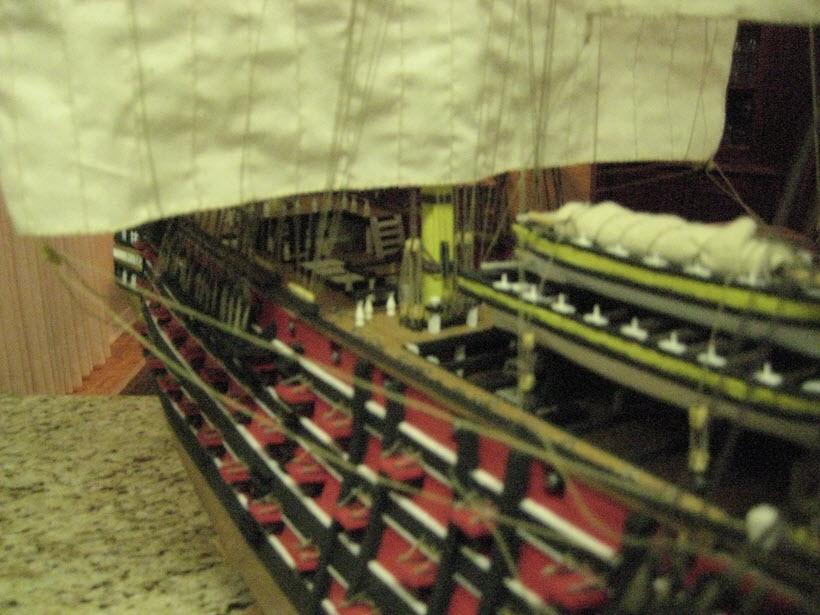 Santisima Trinidad 3/3 Navire Kit OcCre #15800  - Page 2 2e10