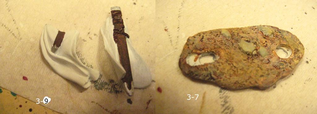 Chevalier Médiévale Scale75 métal 75mm SCM-006 3-6_710