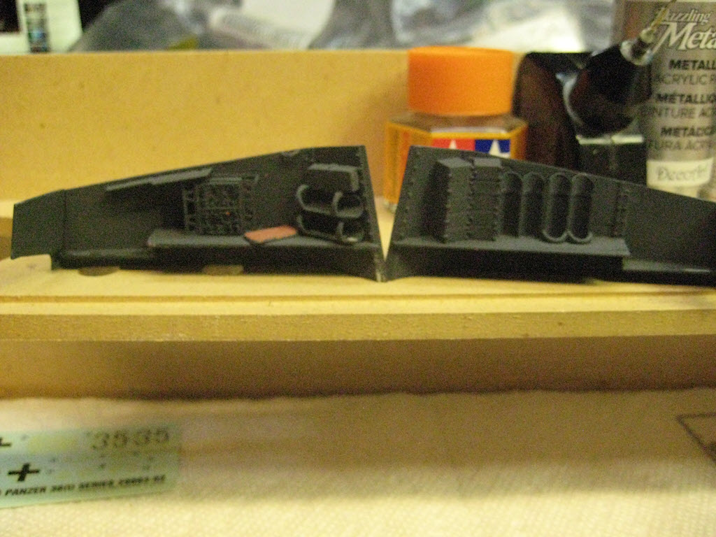 Grille 1/35 Sd. Kfz 138/1 Ausf H de la marque Kirin (Dragon model) 3_110