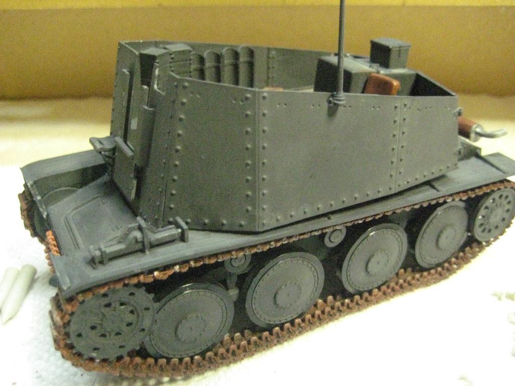 Grille 1/35 Sd. Kfz 138/1 Ausf H de la marque Kirin (Dragon model) 3_511
