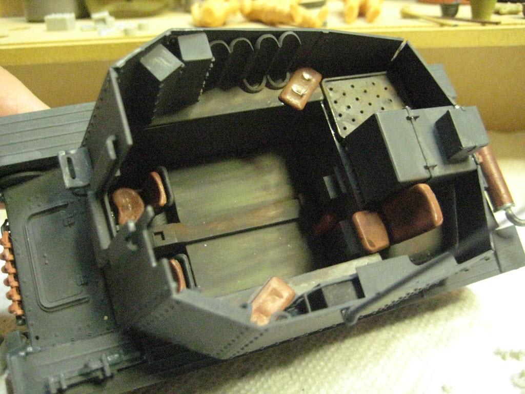 Grille 1/35 Sd. Kfz 138/1 Ausf H de la marque Kirin (Dragon model) 3_610