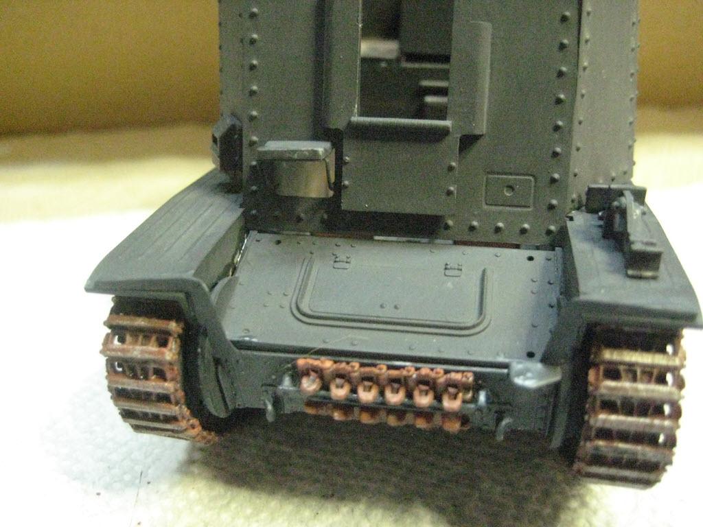 Grille 1/35 Sd. Kfz 138/1 Ausf H de la marque Kirin (Dragon model) 3_810