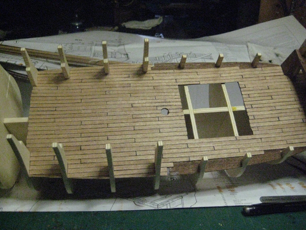 Säo Miguel XVI Century Armed Portugese Merchantman Kit Mamoli MV 21 3_e10