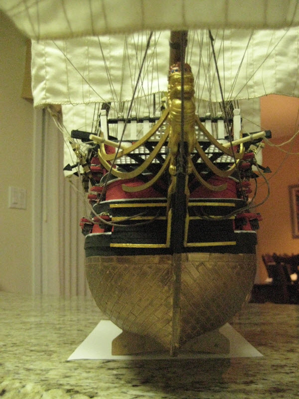 Santisima Trinidad 3/3 Navire Kit OcCre #15800  - Page 2 3a10