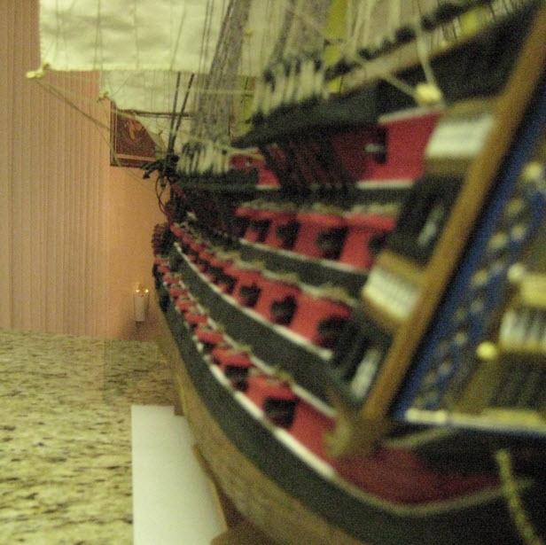 Santisima Trinidad 3/3 Navire Kit OcCre #15800  - Page 2 3b10