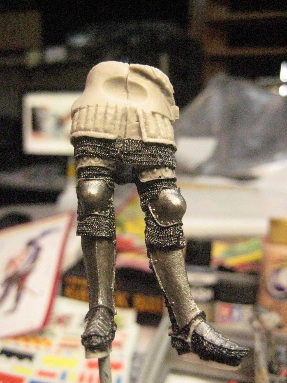 Chevalier Français 1340 copie figurine Pégaso PEG-90023 458