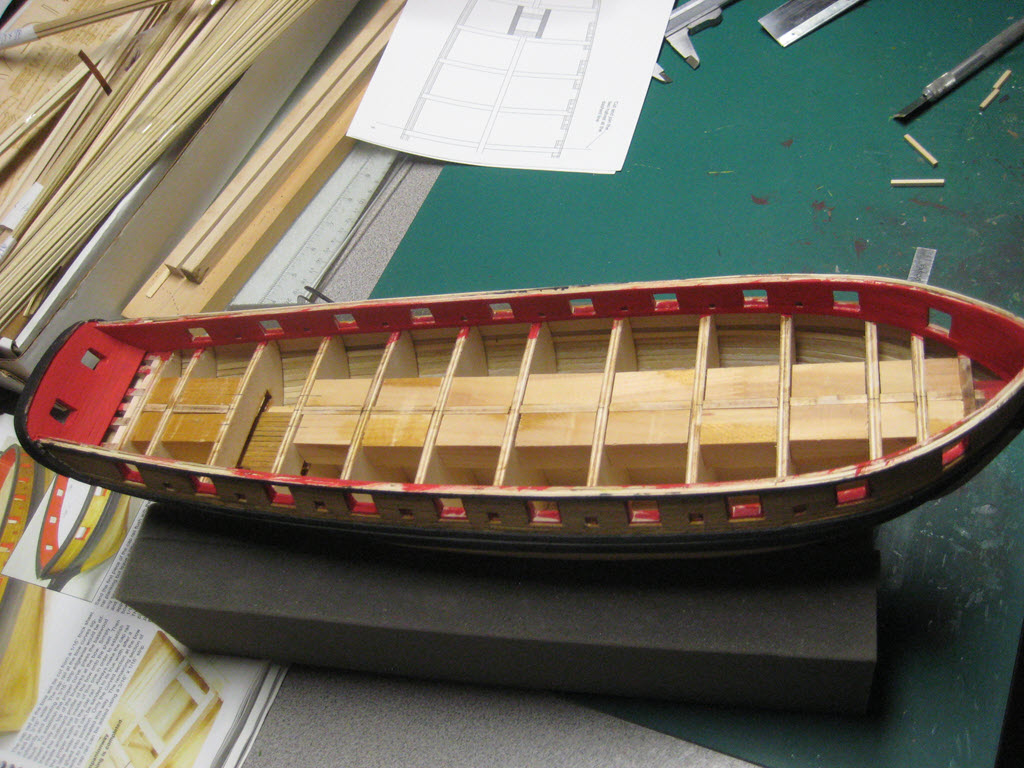 US Brig Syren 1803 Model Shipways MS 2260 - Page 2 493
