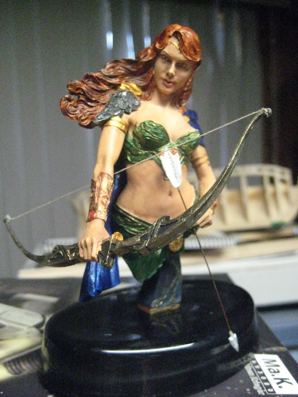 Amaryne Defender of Goddess 496