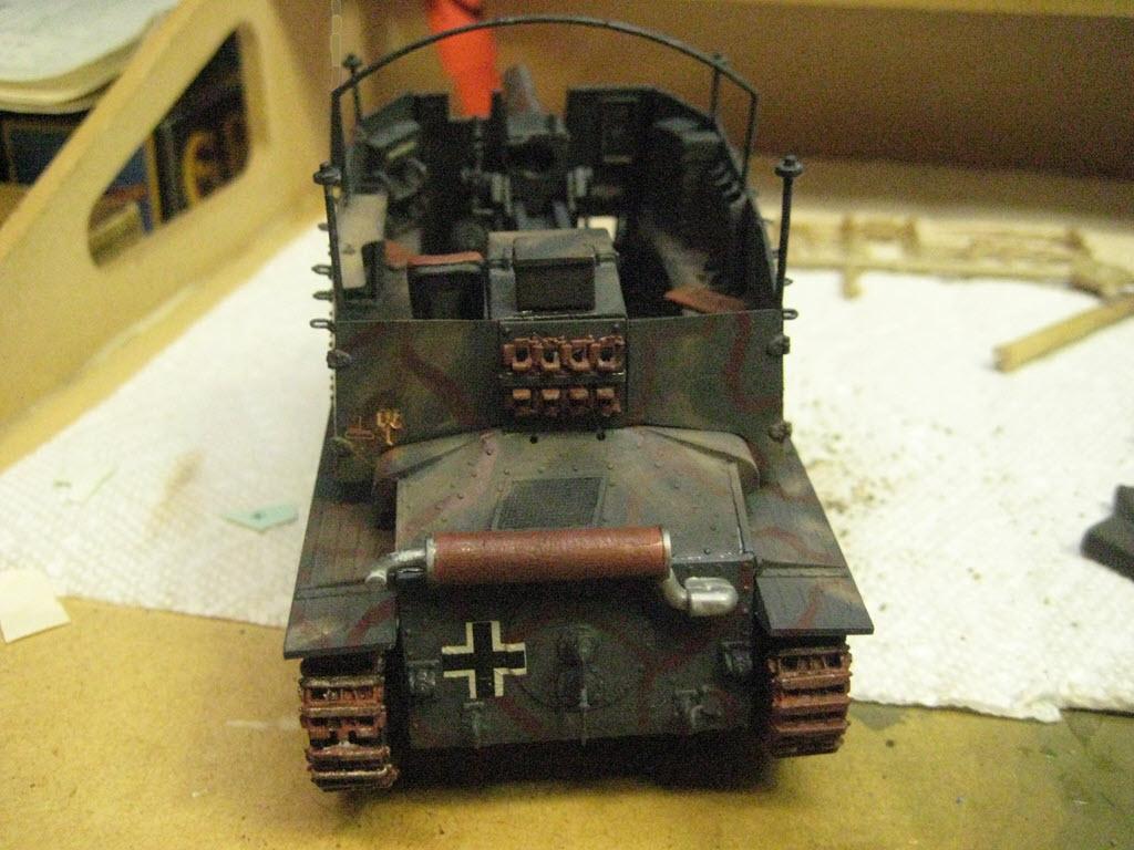 Grille 1/35 Sd. Kfz 138/1 Ausf H de la marque Kirin (Dragon model) 4_210