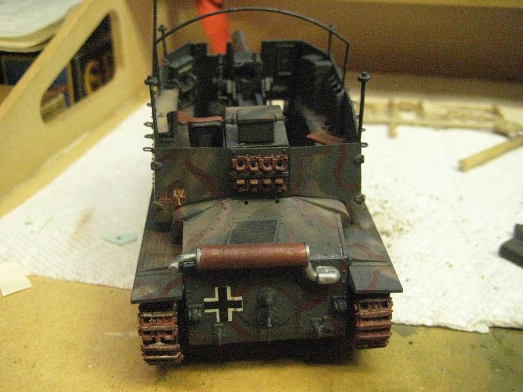 Grille 1/35 Sd. Kfz 138/1 Ausf H de la marque Kirin (Dragon model) 4_410