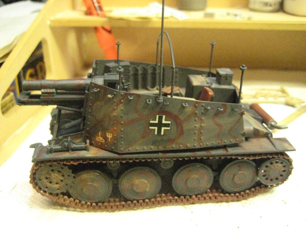 Grille 1/35 Sd. Kfz 138/1 Ausf H de la marque Kirin (Dragon model) 4_510